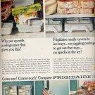 April 9, 1965  Frigidaire refrigerator     ad  (# 3724 )