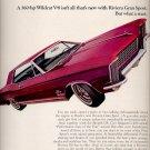 April 9, 1965   Buick Riviera Gran Sport        ad  (# 3728 )