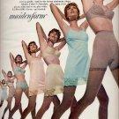 Aug. 1969 Maidenform       ad (# 3790)