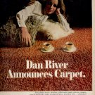Oct. 1969  Dan River Carpets      ad (# 3811)