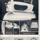 Oct. 1964 General Elecctric Spray, Steam and dry iron       ad (# 3833)