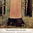 Oct. 1964     Weyerhaeuser Hardwood Paneling        ad (# 3837)