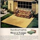 Oct. 1964     Kroehler Sleep- or- Lounge       ad (# 3839)