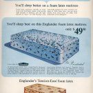Oct. 1964    Englander mattress      ad (# 3840)