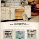Oct. 1964    General Electric dishwasher     ad (# 3841)