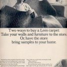 Oct. 1964   Lees carpet      ad (# 3842)