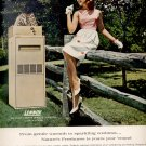 Oct. 1964    Lennox  air conditioning heating       ad (# 3843)