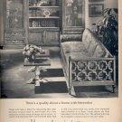Nov. 1964  Henredon fine furniture       ad (# 3846)