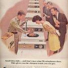 Nov. 1964  - Westinghouse  washer    ad (# 3850)