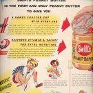 Sept 13, 1948 Swift's Peanut Butter    ad (# 3156)