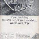 Nov. 1964  -  Lees Carpet     ad (# 3851)