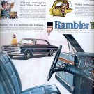 June 19, 1964    Rambler '64 -   ad (# 3877)