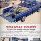 June 26, 1964    Ford trucks-   ad (# 3882)