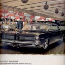June 26, 1964     - 64 Wide-Track Pontiac   ad (# 3888)