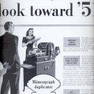 Aug. 18, 1941  Mimeograph Duplicator    ad (# 3898)