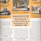 Aug. 18, 1941     Pullman- Standard Car Manufacturing Company   ad (# 3902)