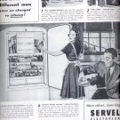 March . 24, 1941   Servel Electrolux gas refrigerator    ad (# 3909)