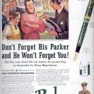 March  24, 1941  Parker Vacumatic Pen     ad (# 3920)