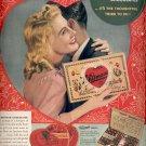 Feb. 10, 1941   Whitmans Chocolates   ad (# 3929)