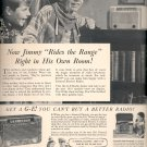 Feb. 10, 1941   General Electric radio   ad (# 3930)