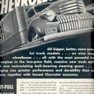 Jan. 20, 1941   Chevrolet Trucks   ad (# 3946)