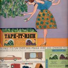 March 10, 1964  Scotch Brand tape     ad (# 3950)