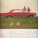 March 10, 1964   Mercury Marauder in Carnival Red     ad (# 3954)