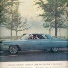 March 10, 1964   Cadillac      ad (# 3960)