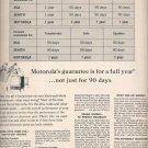 Feb.  11, 1964     Motorola TV    ad (# 3963)