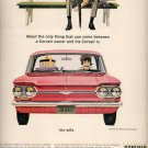 Feb.  11, 1964     Corvair Monza Chevrolet    ad (# 3964)