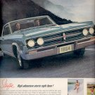 Feb.  11, 1964     Oldsmobile Starfire  ad (# 3967)