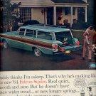April 21, 1964 Ford Falcon Squire wagon   ad (# 3971)