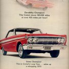 April 21, 1964    Comet - A Mercury Product    ad (# 3973)