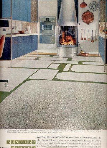 April 21, 1964     Kentile Vinyl Floors     ad (# 3981)
