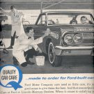 Feb.  11, 1964   Quality Car Care only at Ford and Liincoln-Mercury  ad (# 3995)