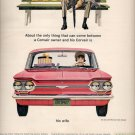 Feb.  11, 1964    Corvair Monz Club Coupe Chevrolet   ad (# 3996)