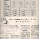 Feb.  11, 1964    Motorola TV  ad (# 3998)