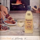 March 6, 1956  Seagram's Golden Gin   ad (# 4466)