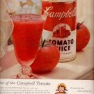 March 6, 1956   Campbells Tomato Juice  ad (# 2360)
