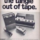 Dec. 13, 1968    Norelco Cassettes Recorders ad (# 5054)