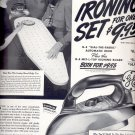 March 10, 1941   General Electric Ironing set    ad (# 3311)