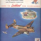 March 10, 1941  Lockheed Aircraft Corporation   ad (# 3317)