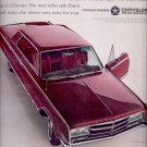 Oct. 16, 1964- 1965   Chrysler 300- 4door hardtop    ad (# 3323)
