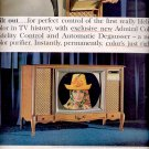 Oct. 16, 1964   Admiral Color TV    ad (# 3330)