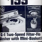 Oct. 22, 1966    General Electric Washer    ad (# 3344)