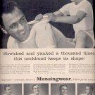Sept. 17, 1957    Munsingwear T-Shirt      ad (# 3376)