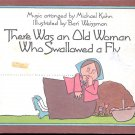 There was an Old Woman who Swallowed a Fly- hb