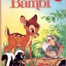 Walt Disney's Bambi- Grolier Book Club Edition- hb