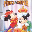 Disney's The Prince and the Pauper- Grolier book club edition- hb