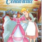 Walt Disney's Cinderella- Grolier Book Club Edition- hb